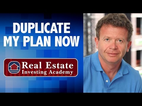 Real Estate Investing Business Plan Case Study – Peter Vekselman
