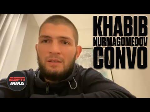 Khabib Nurmagomedov says Tony Ferguson is finished, is done with Conor McGregor | ESPN MMA