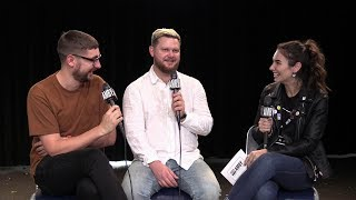 Interview with alt-J (Round Two)
