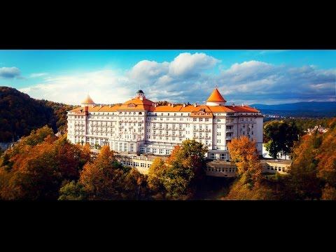 Отель Империал Карловы Вары