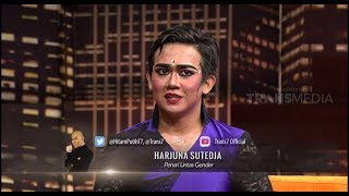 Video Harjuna Sutedja, Penari Lintas Gender | HITAM PUTIH (29/10/18) Part 1 MP3, 3GP, MP4, WEBM, AVI, FLV November 2018