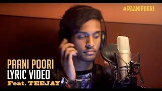 Pani Poori - Lyric Video - Sawaari