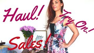 Heya, guys and gals! As the sales season is currently in full swing, I figured I'd show you which items I've been buying lately, ...