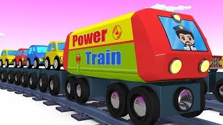 Video Trains for kids - Choo Choo Train - Kids Videos for Kids - Trains - Toy Factory - Cartoon Train MP3, 3GP, MP4, WEBM, AVI, FLV Juni 2018