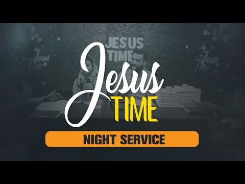 Jesus Time Night Service | 20/10/2020 | Apostle John Tharu | Jesus World