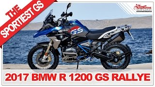 7. IT'S WOW!! 2017 BMW R 1200 GS Rallye Price Specification Review