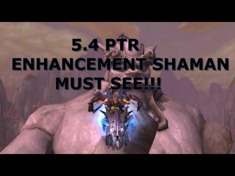 [5.4] Ptr Enhancement Shaman | Must SEE!
