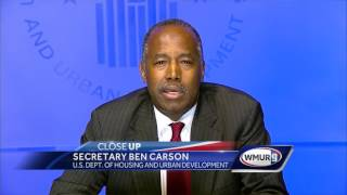 During a taping of CloseUP, HUD secretary Ben Carson addressed concerns that the new health care legislation in Congress...