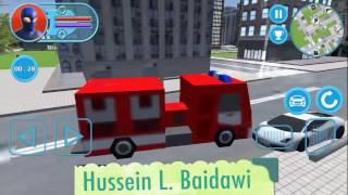 [Part 3] Strange Hero: Future Battle - Fire Engine (Mobil Pemadam Kebakaran)