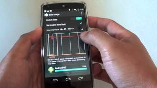 Android Phone: How To Totally Prevent Unintented Mobile Data Usage And Save $$$
