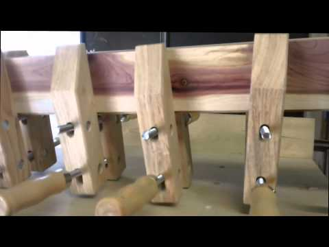 Wooden Handscrew Clamps Review by Summers Woodworking