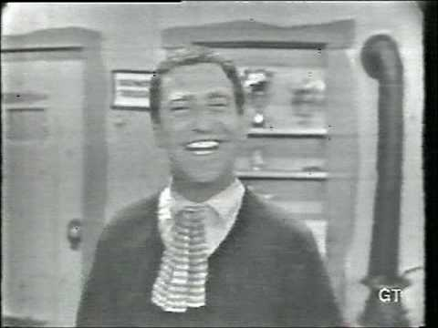 Soupy - Soupy Sales blooper isn't really a blooper. Although the normal straight on door shot made it to air, the shot of the stripper did not. The crew play a pract...