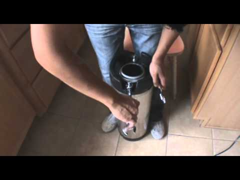 How To Keg Home Brew Beer
