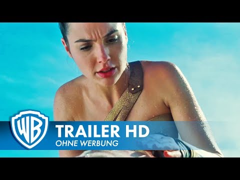WONDER WOMAN - Trailer #9 Deutsch HD German (2017)