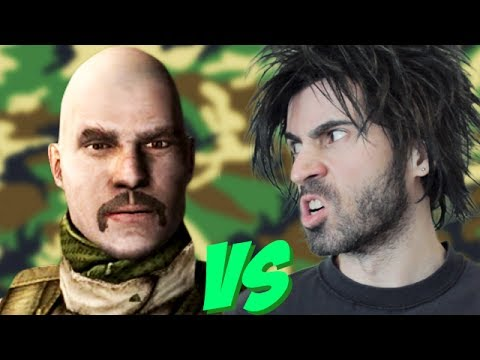 BATTLEFIELD vs The World's Worst Gamer!