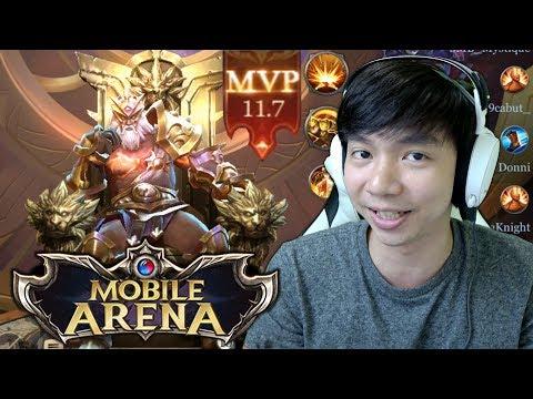Game Moba Baru Nich!!! - Mobile Arena - Indonesia