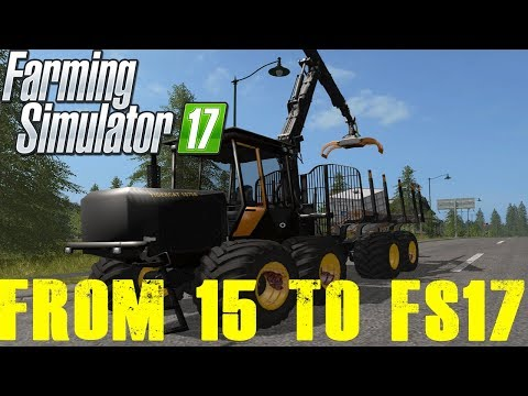 Tigercat 1075B Forwarder v1.0
