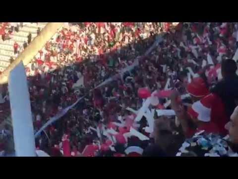Llega la banda de la Quema ! cuervo vos sos ortiva (13-9-2015) - La Banda de la Quema - Huracán