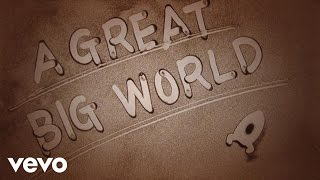 A Great Big World - Say Something (Sand Art Video)