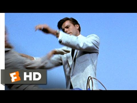 A Kiss Before Dying (4/11) Movie CLIP - A Kiss Before Murder (1956) HD