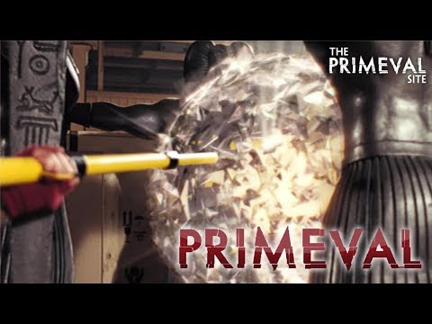 Primeval: Series 3 - Episode 1 - Connor Accidentally Locks an Anomaly (2009)
