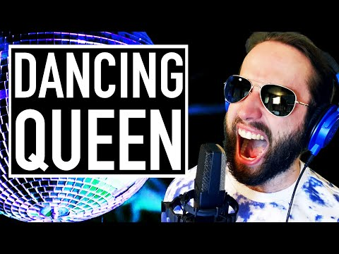 "ABBA  ""Dancing Queen"" Cover by Jonathan Young"