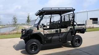 4. $23,399:  Custom Outfitted Kawasaki Mule Pro FXT EPS Camo by Mainland Cycle Center