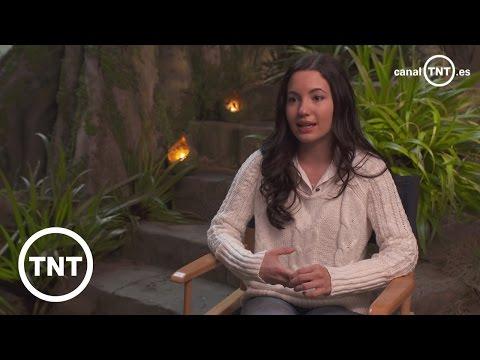 Entrevista Ivana Baquero (Eretria) | Las crónicas de Shannara | TNT
