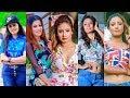 Oshadi Himasha Chavindi vs Teena Shanell Fernando   Who is the Most Fashionable 2017