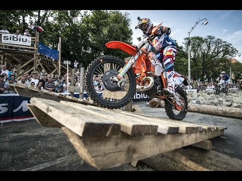 Hard Enduro Race%3A Day 1 - Red Bull Romaniacs 2014