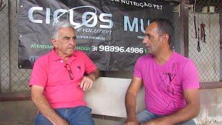 Entrevista com Milton Cheib em Belo Horizonte, MG