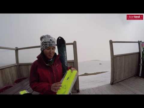 Vidéo test  STELLA ALPINA 82