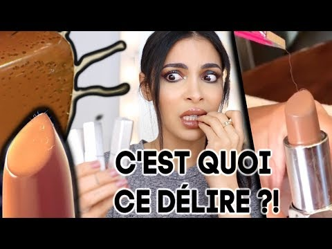 SCANDALE Jaclyn Cosmetics : Explication et unboxing des miens😰