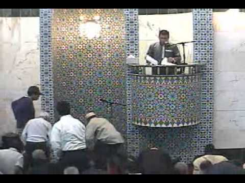 Friday Sermon - Our Mind - by Dr. Ahmad Soboh - 06/07/2013