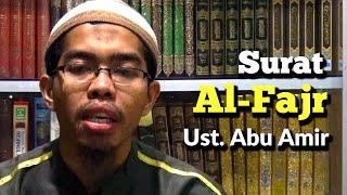Murottal Juz 30 : Surat Al-Fajr Ustadz Abu Amir