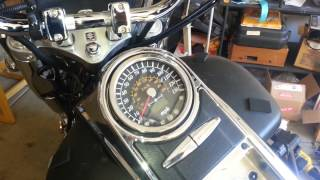 9. 06 Suzuki Boulevard C90 won't turn over
