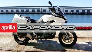 2. Aprilia Caponord 1200 ABS - MotoGeo Review