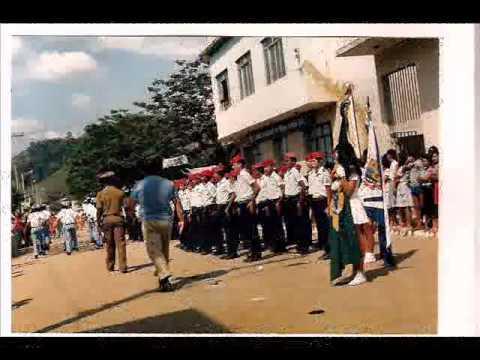 Vídeo da Guarda Mirim de Dom Cavati-MG.Turma de 1983 à 1988. Por Rivelino Almeida de Souza.
