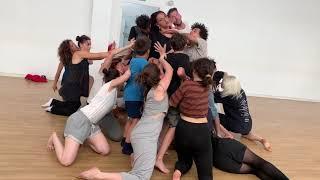 Stage interprétation danse avec Nicolas Vogel