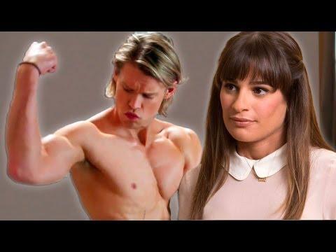 Gleecap S5E6 Movin Out - Shipping Rachel and Sam (видео)