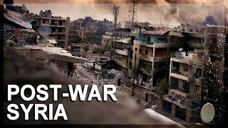 Support CaspianReport through Patreon: https://www.patreon.com/CaspianReport BAKU - Years of fighting in Syria has left the country devastated. The conflict ...