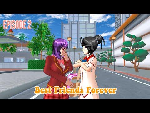 BEST FRIENDS FOREVER | EPISODE 2 | DRAMA SAKURA SCHOOL SIMULATOR