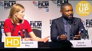 Nonton London Film Festival 2016: A United Kingdom press conference with Rosamund Pike, David Oyelowo, cast Film Subtitle Indonesia Streaming Movie Download