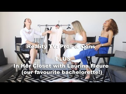 "V&S Episode: ""In Her Closet"" with our favourite Bachelorette Laurina Fleure!"