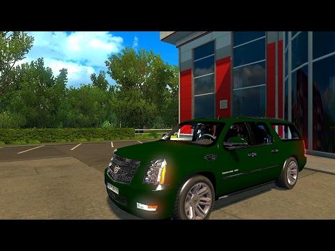 Cadillac Escalade [1.28.x]