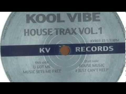 Kool Vibe - U Got Me - KV Records 2013