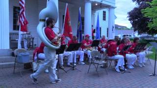 Boothbay Region Community Band 2016