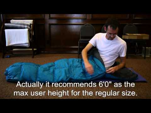Sea To Summit Traveller TR I Ultralight Down Sleeping Bag Review
