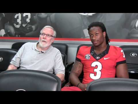 Todd Gurley Interview 8/27/2013 video.