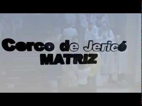 Vídeo encerramento da missa cerco de Jericó dia 10/10/2018 Matriz